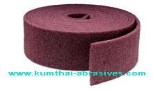 Acondicionamiento de superficies Rollos / Cinturones / discos no tejidas
