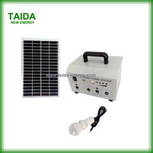 Мини переносные солнечные энергетические системы для дома (TD-10W)