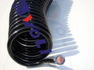 Пять основных автомобильных электрических кабелей