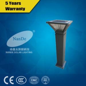 高い明るさLEDの太陽動力を与えられた庭ライト