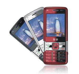 De ingebouwde Mobiele Telefoon van de Batterij (T99i+)