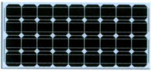 Baja eficiencia Solar panel 40W Mono con tamaño grande