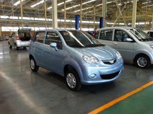 電気自動車(LJ-EV01)