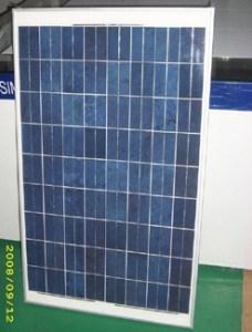 80watt Polycrystalline Zonnepaneel