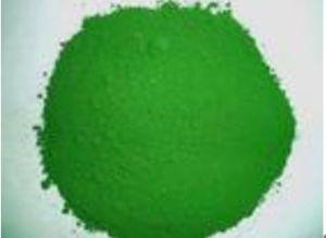 Groene het Oxyde van het chroom, het Rood van het Oxyde van het Ijzer, Groene het Oxyde van het Ijzer, Gele het Oxyde van het Ijzer;