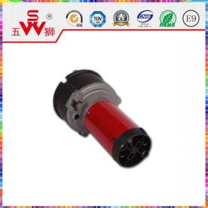 12V красный предупредительный звуковой сигнал для двигателя 3-полосная АС