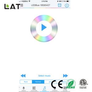 DC12V IP65 Bluetooth Smart SMD5050 RGBW 5m 60LED Strip Light LED souples