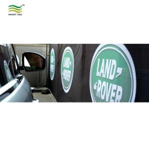 Travando Pavilhão Banner da Barragem de vinil com impressão flexíveis de PVC