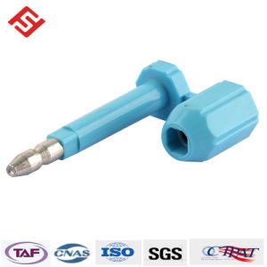 8 mm de diâmetro padrão Ctpat Junta do parafuso de código de barras para contentor