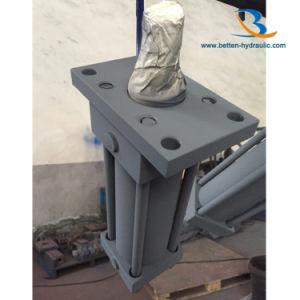 二重処置のタイ棒の水圧シリンダの歯切り工具のタイプ