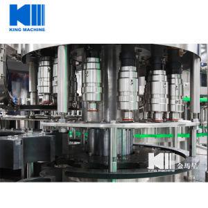 Industrie-reines Wasser abgefüllte Plombe und Verpackungsfließband