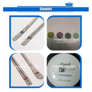 Bijoux de haute qualité de cuivre Fibre machine de marquage au laser