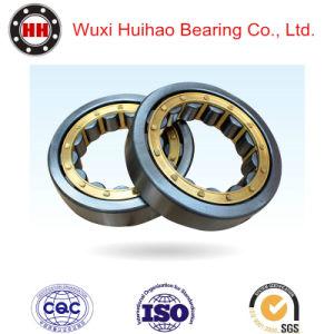 Rolamentos de roletes cilíndricos de alta qualidade com compartimento de latão/Retentor