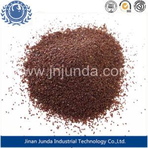 水処理および発破のための0.25-0.425 mm/Waterの処置の使用かガーネット砂20/40の網