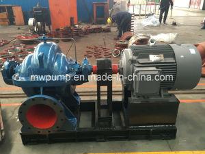 Pomp van het Geval van de Prijs van de fabriek de Gespleten met Elektrische Motor