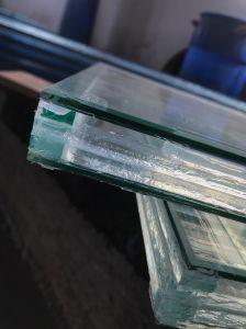 屋内使用の熱によって絶縁される合成の火証拠ガラス