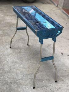 18/5000 het vouwen van Toebehoren van de Barbecue van de Houtskool van de Grill van het Roestvrij staal de Openlucht