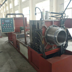 Dn300-400mm 기계를 만드는 직사각형 우는 소리 호스