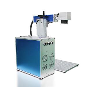 De gespleten Laser die van de Vezel Machine voor de Fles van het Metaal, de Geschilderde Kleurrijke Tuimelschakelaars van het Roestvrij staal merken