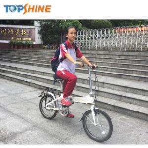Multifuncional inteligente do Ambiente Verde E-bike com patente Self-Developed