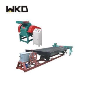 De Ontvezelmachine van het Koper van de Machine van de Schil van de Kabel van het koper voor Verkoop