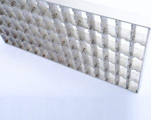 Placa de rejilla de acero inoxidable plataforma