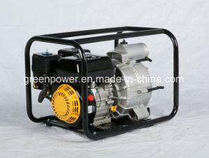 Nuovo tipo pompa ad acqua di potenza di motore della benzina di irrigazione