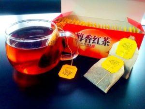 Houttuynia bolsa de té de la máquina de embalaje