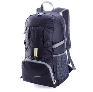 Dailyのための軽量のFoldable Packable Durable Travel Hiking Backpack
