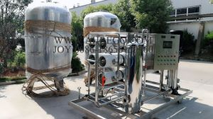10000L/H SYSTÈME RO d'Osmose Inverse l'usine de traitement de l'eau