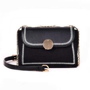 Promoción personalizada de moda mayorista moda PU Bolso Bolso Bolso Mujer Bolsos de cuero