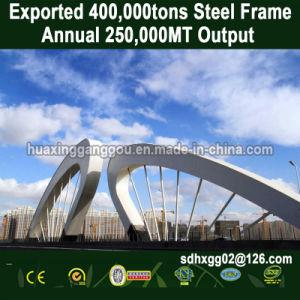 Menor custo de recursos estruturais de aço de Luz