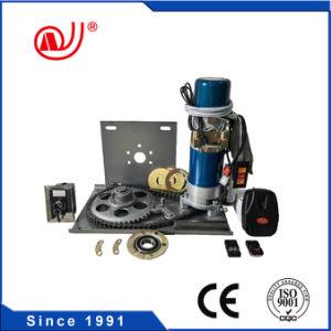 Motor de la puerta de laminación automática abridor de puerta de garaje cubierta arrollable Motor lateral AC300kg 1p