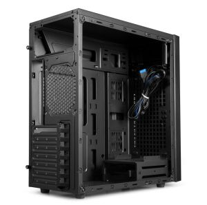 ATX 중앙 탑 컴퓨터 도박 케이스