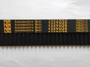 Cinghia di sincronizzazione automatica della trasmissione del motore di alta qualità (133YU25)
