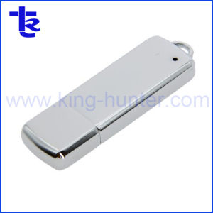 昇進のギフトの金属USBのカスタムロゴのフラッシュペン駆動機構