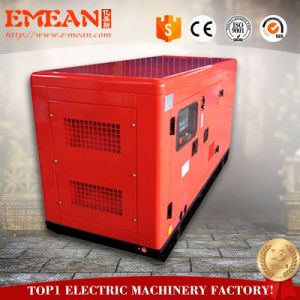Superier Qualität 100kw 125kVA öffnen sich mit Cannopy Dieselgenerator mit Yuchai Motor