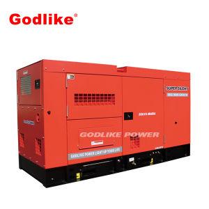 tipo silenzioso del generatore diesel 150kVA alimentato da Cummins