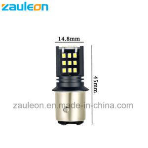 Bay15D 1157 1156 Coche de cola de la señal de alta potencia de la luz de freno LED