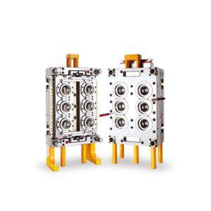 熱いランナーペットびんのプレフォーム型/プレフォームの注入型