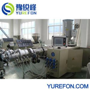 Tuyau de HDPE PE PP Faire de l'extrusion de l'extrudeuse en plastique de la machine