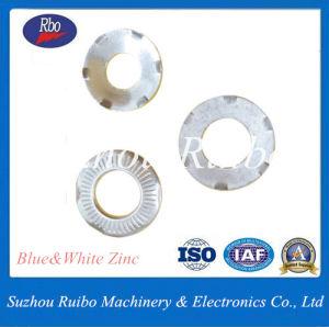 65mn de la rondelle de Contact des dents plaqué zinc SN70093