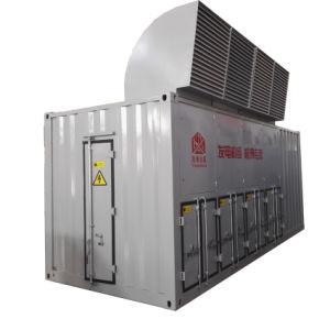 Tipo personalizzato la Banca del contenitore di caricamento diesel del generatore 2500kVA