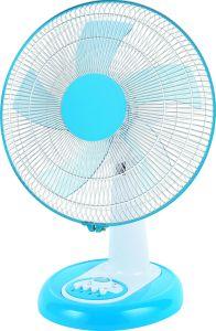 16 Ventilator van de Lijst van de Ventilator van het Bureau van Saling Blauwe /Red van de duim de Hete voor Huis (FT40-704)