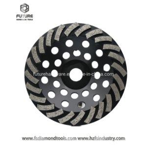 7 pulgadas de la rueda de la Copa de molienda de cemento para la amoladora angular