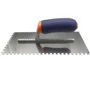 Paleta de potencia yeso profesional duradera paleta de herramientas de mano de la hoja de acero inoxidable