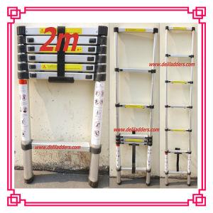 2m Telescopic Aluminum Ladder/Frame Telescopic Ladder