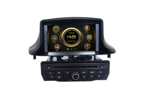 O Android Car Audio Player GPS Multimídia Renault Mégane 2014