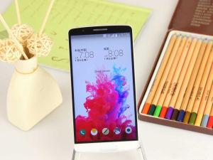 De in het groot 5.5 Duim opende Androïde Mobiele Telefoon, G3 D855 3G 4G Slimme Telefoon