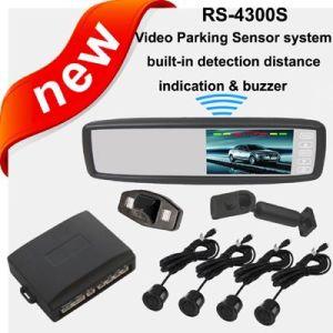 4.3 인치 특별한 영상 주차 감지기 체계